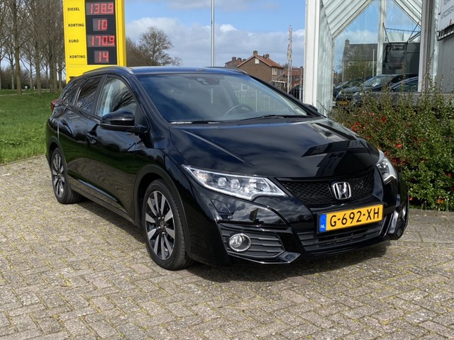 Honda Civic Tourer 1.8 Lifestyle Camera, Navi, Xenon, Etc, Etc