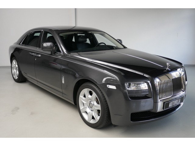 Rolls-Royce Ghost 6.6 V12 Massage-Geventileerde stoelen - DVD entertainment