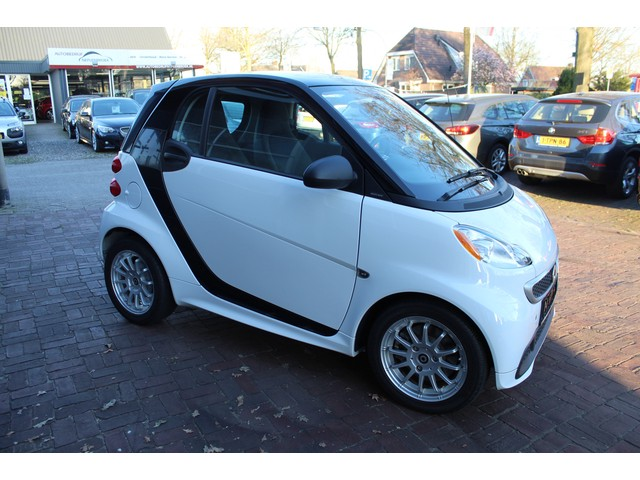 Smart Fortwo Electric drive edition greenflash prime Bj 2014 (2000 subsidie terug) Electric drive Dealer onderhouden 1e eigenaar