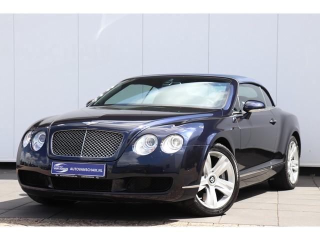 Bentley Continental GT Cabriolet 6.0 W12 GTC 67.000 KM !!!!| 561 PK | NAVI | LEDER | CRUISE | CLIMATE | XENON |