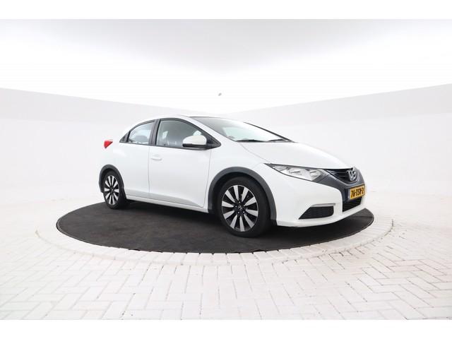 Honda Civic 1.8 Comfort Navigatie, Climate, Cruise, Trekhaak,