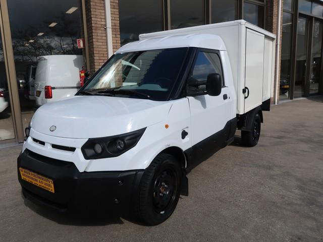 Streetscooter Work Box 5726 Km Navi , LED Pakket , Stoelverwarming , Achteruitrij camera