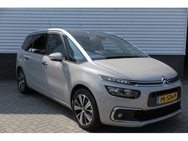 Citroen Grand C4 Picasso BLUEHDI 120PK AUTOMAAT BUSINESS | PANORAMADAK |HALF LEDER