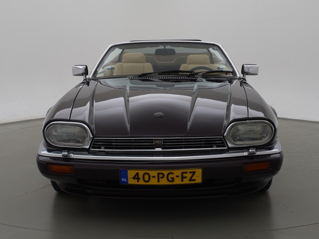 Jaguar XJ-S 6.0 V12 AUT. CONVERTIBLE