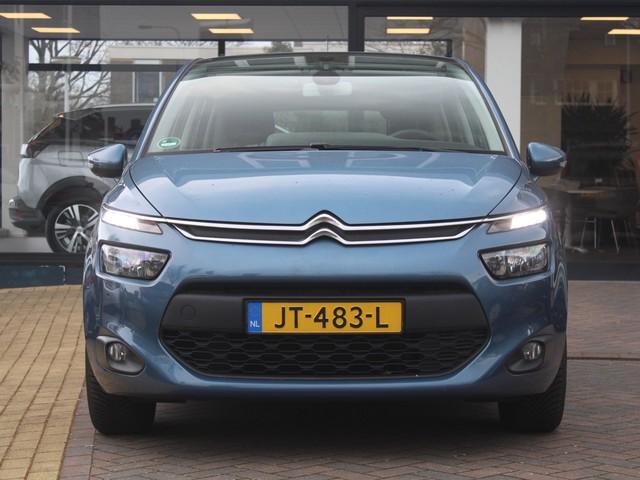 Citroen C4 Picasso 1.2 PureTech Selection 130-PK Parkeersensoren achter, Climate control, Navigatie, Trekhaak