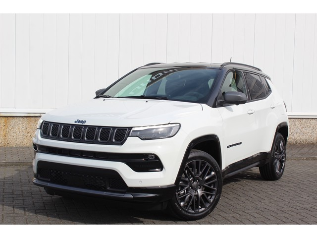 Jeep Compass 1.3T 4XE 240pk EAWD Aut 80th Anniversary