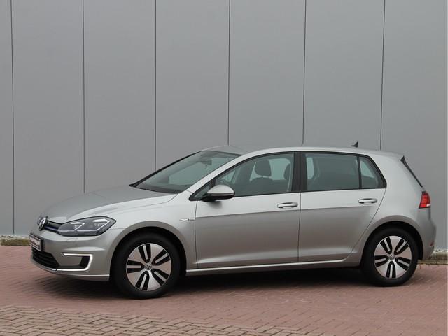Volkswagen e-Golf 136PK Excl btw   Virtual Cockpit   Acc   4% bt   2.000 subsidie