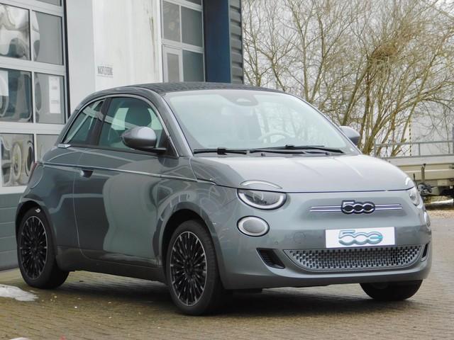 Fiat 500E La Prima *Cabriolet*