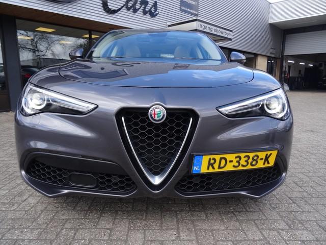 Alfa Romeo Stelvio 2.0 T 281PK AWD Super,PANO,LEER,Full options!