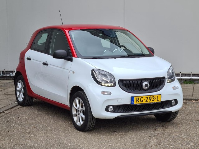 Smart Forfour 1.0 Pure *VOLLEDER+AIRCO+CRUISE*