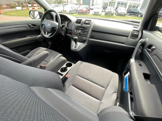 Honda CR-V 2.4 Automaat *Airco* Cruise Trekhaak Dealer onderhouden 