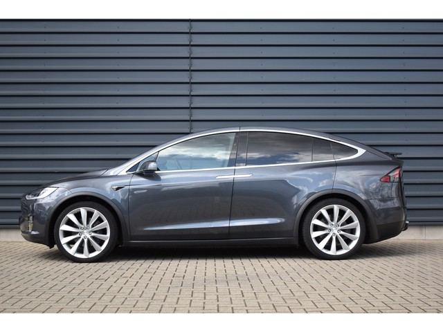 Tesla Model X 75D 334PK BASE 6P | LUCHTVERING | AUTO PILOT | PANORAMADAK | PRIJS EXCL. BTW | 22 INCH. VELGEN | TREKHAAK