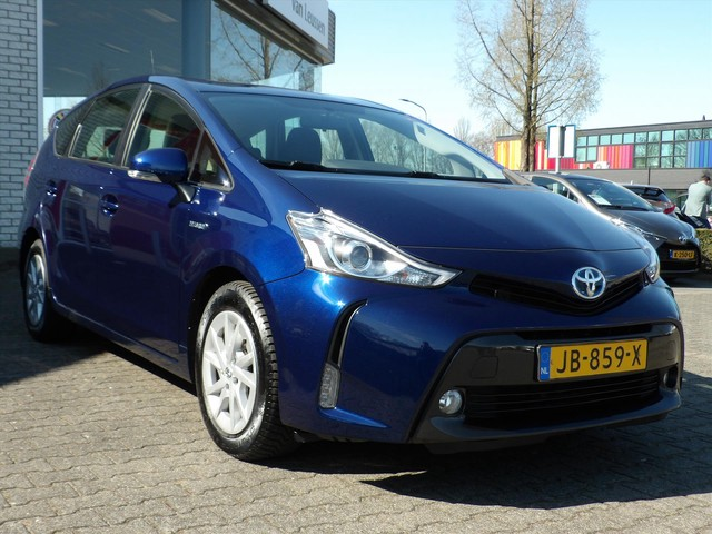 Toyota Prius+ 1.8 HYBRID AUTOMAAT 7P NAVI KEYLESS