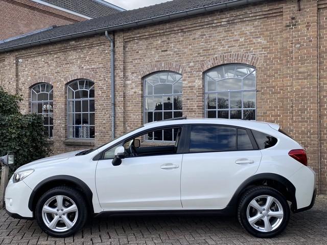 Subaru XV 2.0i Executive AWD *Automaat* Leder, Navigatie, Open dak, Cruise Control, Camera, Stoelverwarming, 17