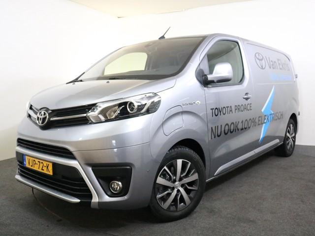 Toyota PROACE Electric Worker Extra Range 75kWh Innovator - Bijrijdersbank - Professional laadruimte afwerking