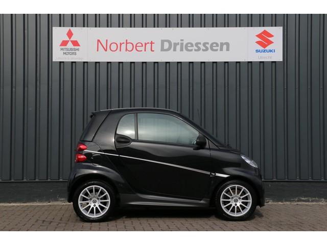 Smart Fortwo coupe 1.0 mhd Pure, airco, navi