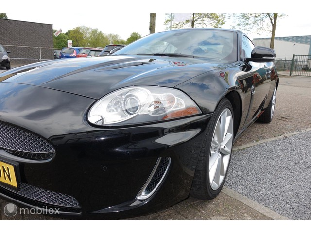 Jaguar XKR 5.0 V8 S C Coupe 510PK Leer Navi Xenon etc.