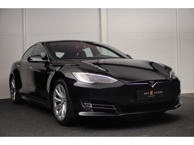 Tesla Model S 75D Prijs is ex BTW