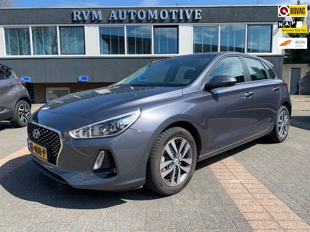 Hyundai i30 1.0 T-GDI i-Motion | NAVGIGATIE | STOEL  STUUR VERWARMING | CRUISE CONTROL |