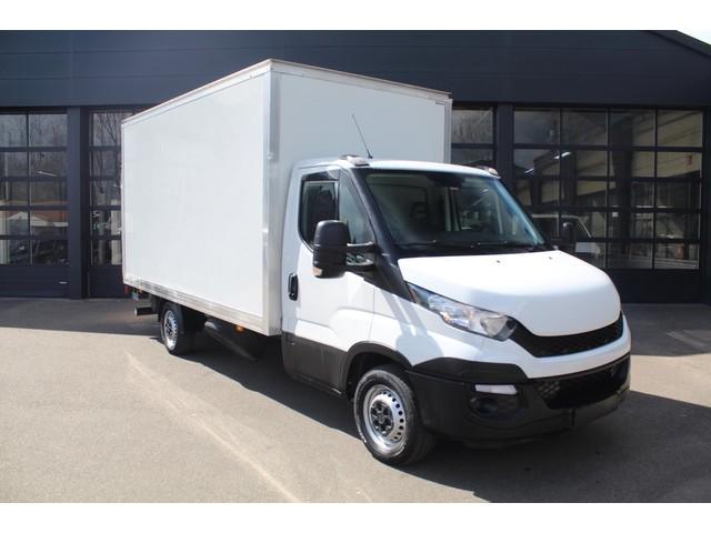 Iveco Daily 35S16 160 pk Automaat Bakwagen met Laadklep LxBxH 430x208x217 cm Airco ECC