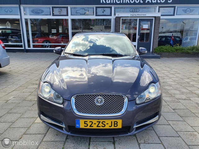 Jaguar XF 4.2 V8 Premium Luxury, NAP, Perfect onderhouden!