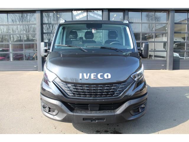 Iveco Daily 35S18 180 pk Autotransporter Navi Luchtvering, Airco ECC, Elek. Lier, Trekhaak 3.500 kg