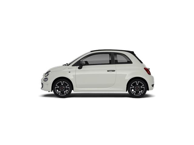 Fiat 500C Hybrid Sport Apple Carplay 16
