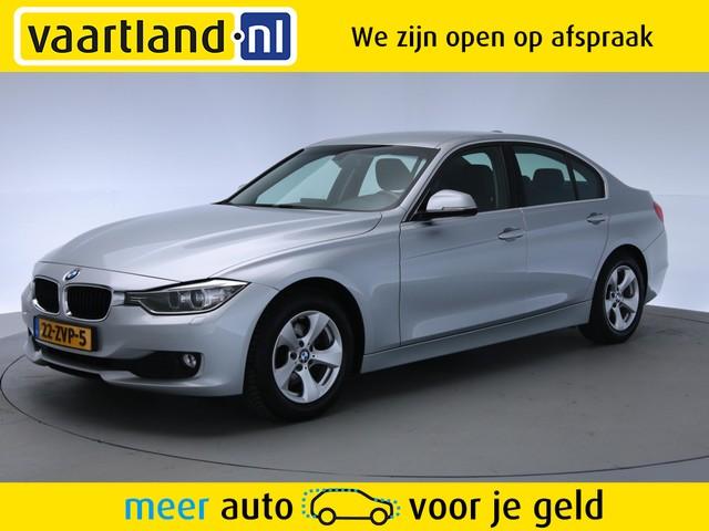 BMW 3 Serie 320i Ede Upgrade Edition [navigatie xenon lederen bekleding]