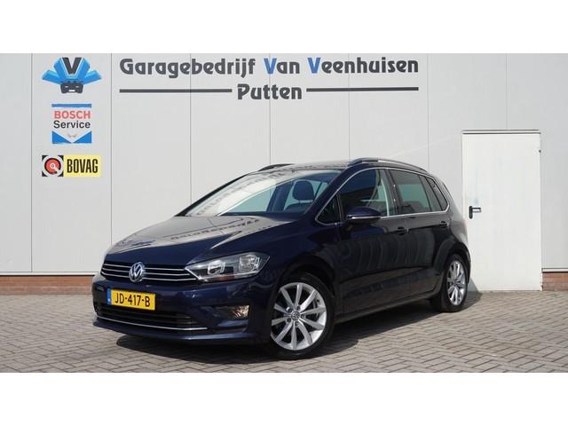Volkswagen Golf Sportsvan 1.4 TSI 125pk Highline Pano.Dak 17inch LM Elek.Trekhaak A.Camera 1e Eigenaar *NL auto*