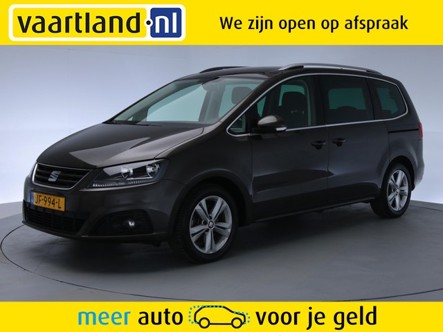 Seat Alhambra 1.4 TSI Style 7pers [ Navi Climate-control ]