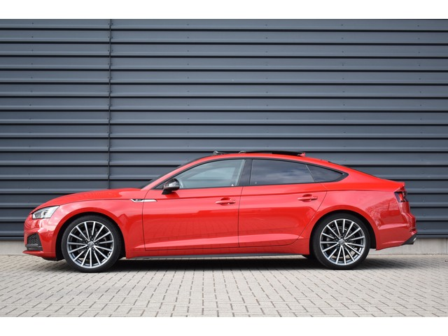 Audi A5 Sportback 2.0 TFSI 191PK LAUNCH EDITION | PANORAMADAK | NL-AUTO | BLACK- OPTIC | S - STUUR | FULL - LED | VIRTUAL - COCKPIT