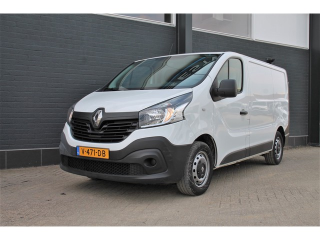 Renault Trafic 1.6 dCi T29 - Airco - Navi - Cruise - € 10.900,- Ex.