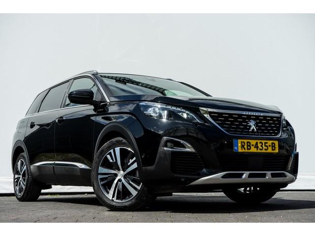 Peugeot 5008 1.6 e-THP 165pk Aut. GT-Line 7-Persoons  Elek. panoramadak  Half lederen int.  Trekhaak  LED  Camera