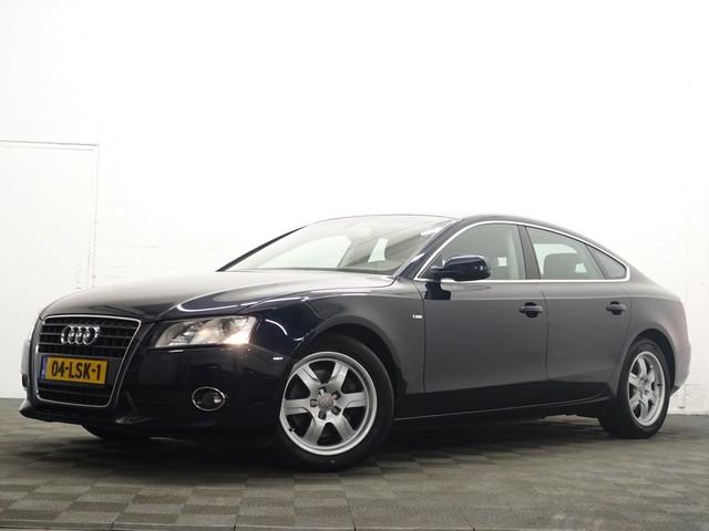 Audi A5 Sportback 2.0 TFSI 180pk Pro Line S [S-Line] Autom- Cruise, PDC, ECC, LMV