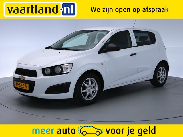 Chevrolet Aveo 1.2 LS 5-drs [Airconditioning]