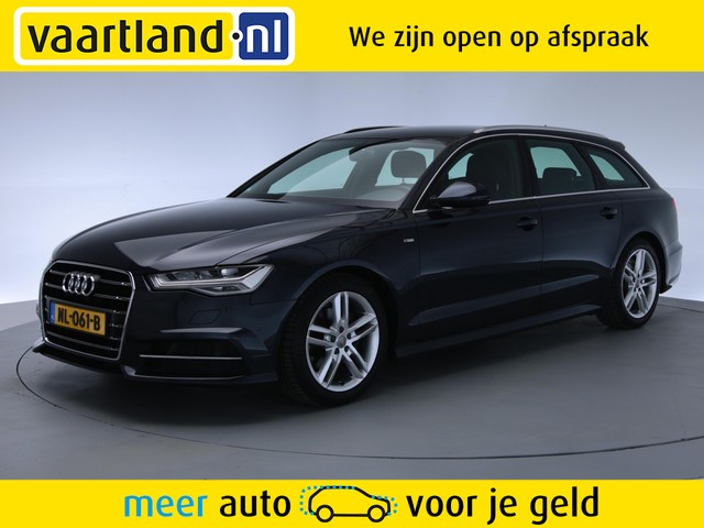 Audi A6 AVANT 2.0 TDI S-Line Aut. [ Navi Led ]