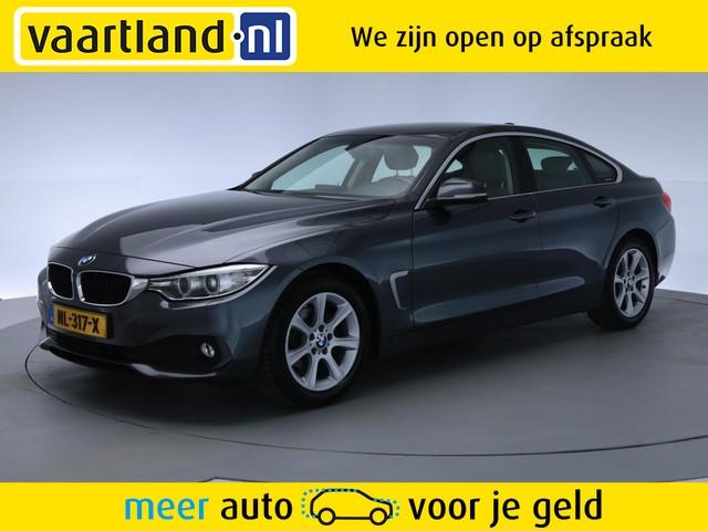 BMW 4 Serie GRAN COUPE 418i Executive [ Navi Led ]