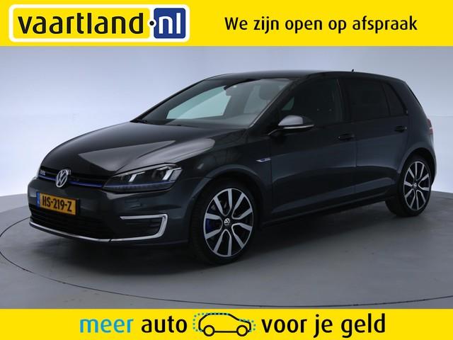 Volkswagen Golf 1.4 TSI GTE Executive Plus [ full led navi trekhaak ] Ex BTW