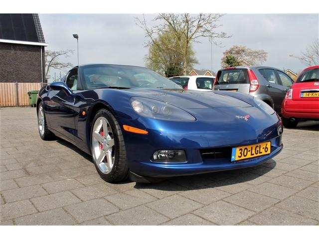 Chevrolet Corvette C6 6.2 V8 COUPE   AUT   TARGA   83000 KM! *UNIEK*