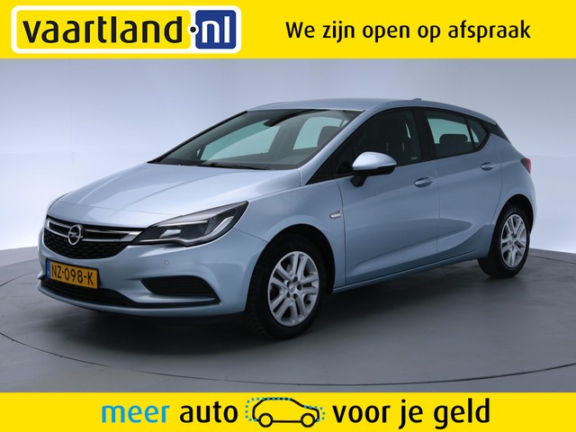 Opel Astra 1.0 T Online Edition 5-drs [ navi camera airco cruise ]