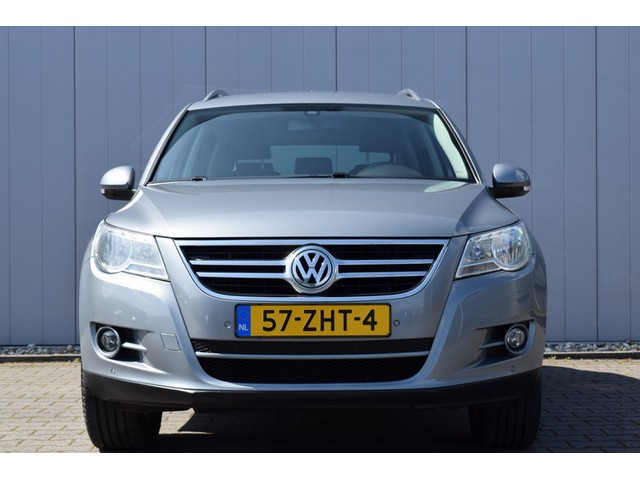 Volkswagen Tiguan 1.4 TSi Sport&Style 4Motion ECC, Trekhaak, 18 Inch LMV, Originele Audio, Privacy Glas