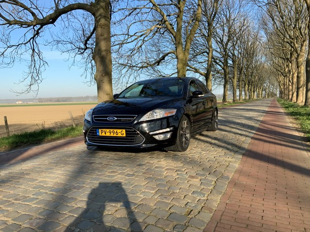 Ford Mondeo 2.0 EcoBoost S-Edition