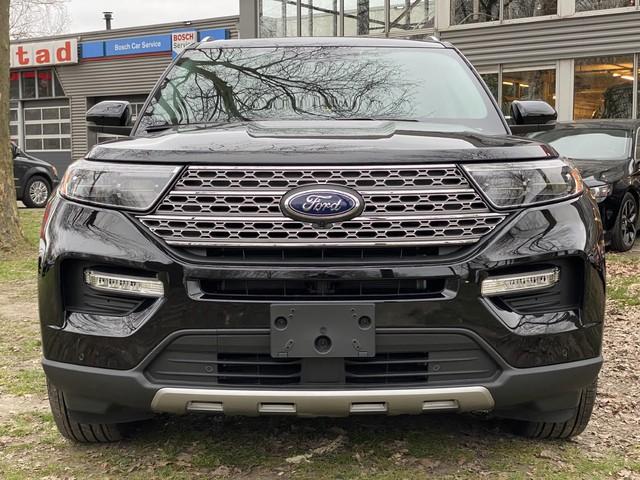 Ford USA Explorer Hybride Limited 18% KORTING zonder stekker!!