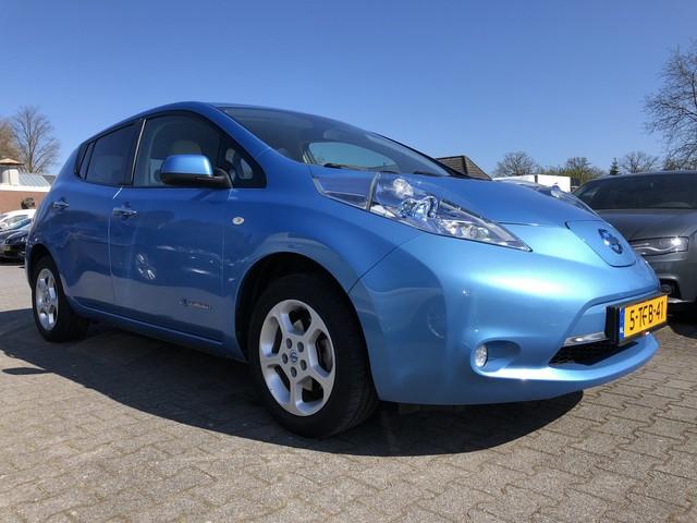 Nissan Leaf (INCL-BTW) Base 24 kWh (INCL-ACCU) Comfort-Pack *NAVI-FULLMAP+ECC+CRUISE+CAMERA*
