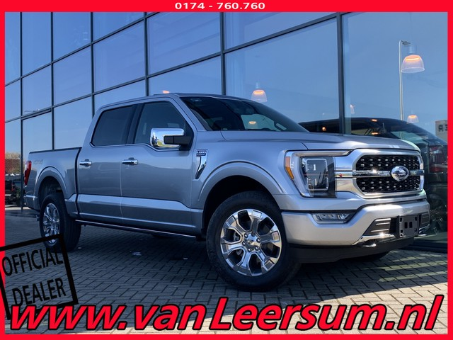 Ford USA F-150 PICK-UP Platinum - nieuwe model!