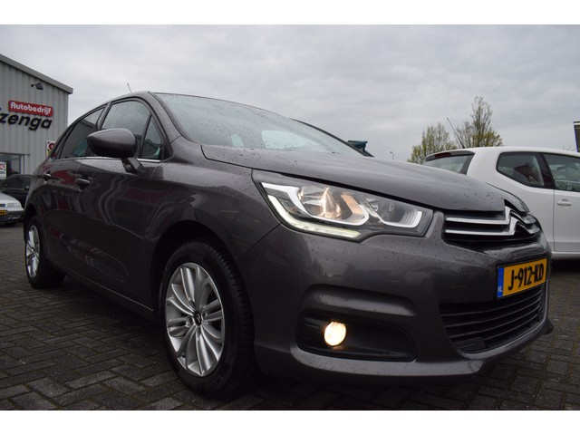Citroen C4 1.6 e-HDi Ligne Business Navi | Clima | PDC | Bluetooth | Cruise