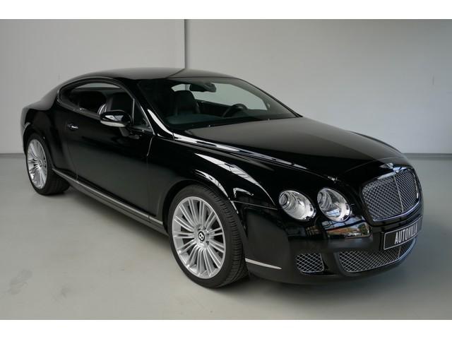 Bentley Continental GT 6.0 W12 GT Speed Mulliner