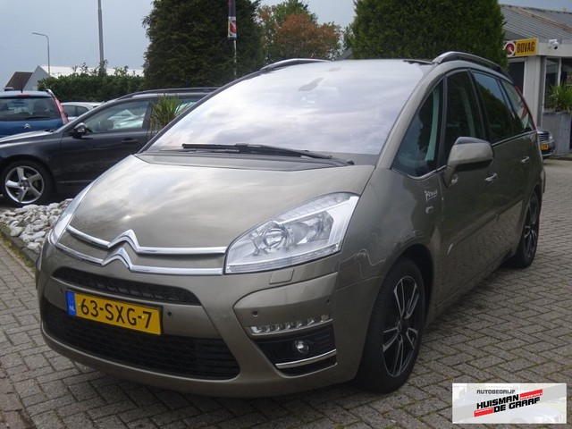 Citroen Grand C4 Picasso 1.6 Automaat 2012 7-Persoons