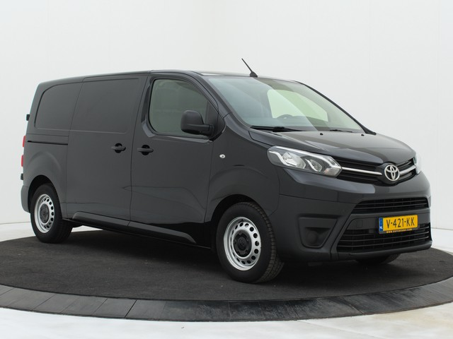 Toyota ProAce 1.6 D-4D Lang Comfort Automaat | Airco | Cruise | 3-Persoons