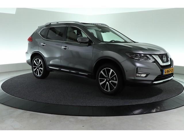 Nissan X-Trail 1.3 DIG-T Tekna   AUTOMAAT   SCHUIF-KANTEL   AFN. TREKHAAK